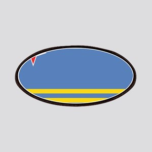 Aruba - Aruban National Flag Patch